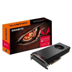 Tarjeta de Video Gigabyte AMD Radeon RX VEGA 56, 8GB 2048-bit HBM2, PCI Express 3.0
