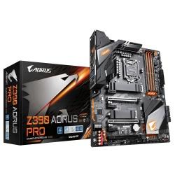 Tarjeta Madre AORUS ATX Z390 PRO, S-1151, Intel Z390, HDMI, 64GB DDR4 para Intel ― Compatibles solo con 8va & 9va Generación