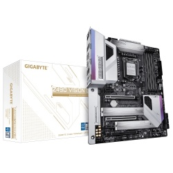 Tarjeta Madre Gigabyte ATX Z490 VISION G, S-1200, Intel Z490, HDMI, 128GB DDR4 para Intel