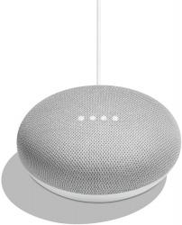 Google Home Mini Asistente de Voz, Inalámbrico, WiFi, Bluetooth, Gris