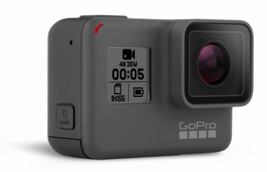 Cámara Deportiva GoPro Hero 5 Black, 12MP, 4K Ultra HD, Negro