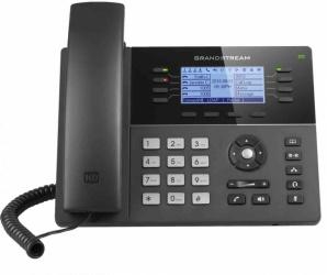 Grandstream Teléfono IP GXP-1782, 8 Líneas, 4 Teclas Programables, Negro