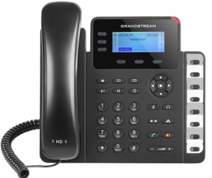 Grandstream Teléfono IP GXP1630, 3 Líneas, 3 Teclas Programables, 8 Teclas de Extensión BLF