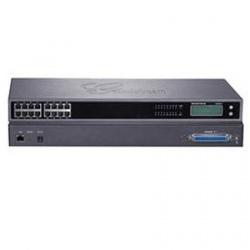 Grandstream Gateway GXW-4216, 16x FXS, 1x RJ-45, para Rack