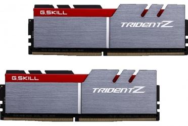 Kit Memoria RAM G.Skill DDR4 TridentZ Red, 3000MHz, 16GB (2 x 8GB), Non-ECC