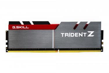 Kit Memoria RAM G.Skill Trident Z DDR4, 3000MHz, 32GB (2 x 16GB), Non-ECC, CL15, XMP, 1.35v
