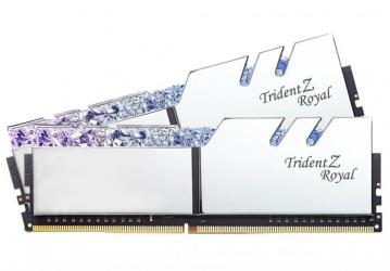 Memoria RAM G.Skill Trident Z Royal DDR4, 3000MHz, 16GB (2 x 8GB), Non-ECC, CL16, XMP, 1.35v
