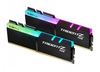 Kit Memoria Ram G.Skill TridentZ DDR4, 3600MHz, 16GB (2x 8GB), Non-ECC, CL17, XMP