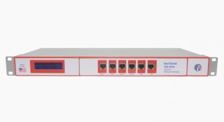 Guest Internet Hotspot GIS-R40, hasta 1.000 Usuarios, 300Mbps, 4x RJ-45