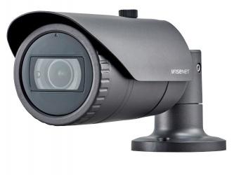 Hanwha Cámara CCTV Bullet IR para Interiores/Exteriores HCO-6070R, Alámbrico, 1920 x 1080 Pixeles, Día/Noche