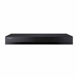 Hanwha DVR de 4 Canales + 2 Canales IP HRX-421 para 2 Discos Duros, max. 6TB, 1x RJ-45, 2x USB 2.0