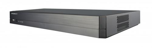 Hanwha NVR de 8 Canales QRN-810S para 1 Disco Duro, máx. 6TB, 2x USB 2.0, 1x RJ-45