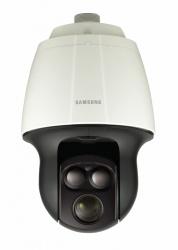 Samsung Cámara IP Domo PTZ para Exteriores SNP-L6233RH, Alámbrico, 1920 x 1080 Pixeles, Día/Noche