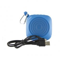 Havit Bocina Portátil HV-SK508BT, Bluetooth, Inalámbrico, 3W RMS, Azul