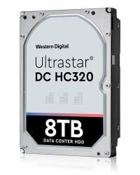 Disco Duro Interno HGST DC HC320 3.5'', 8TB, SATA III, 6 Gbit/s, 7200RPM, 256MB Cache