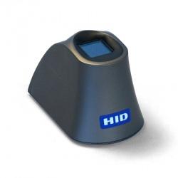 HID Lector de Huella Digital M321-00-10, USB 2.0, 2000 Usuarios, Negro