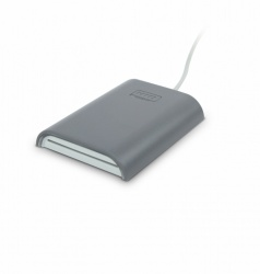 HID Lector de Tarjetas OMNIKEY 5422, USB 2.0, Gris