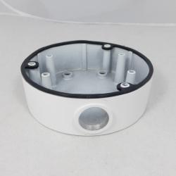 Hikvision Caja de Conexiones para Cámaras tipo Domo, Blanco