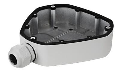 Hikvision Montaje con Inclinación de Techo para Cámaras DS-63X2FXX, Blanco
