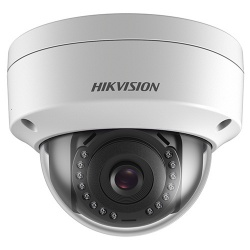 Hikvision Cámara IP Domo IR para Interiores/Exteriores DS-2CD1101-I, Alámbrico, 1280 x 720 Pixeles, Día/Noche
