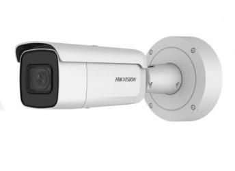 Hikvision Cámara IP Bullet IR para Interiores/Exteriores DS-2CD2635FWD-IZS, Alámbrico, 2048 x 1536 Pixeles, Día/Noche