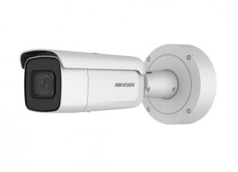 Hikvision Cámara IP Bullet IR para Interiores/Exteriores DS-2CD2663G0-IZS, Alámbrico, 3072 x 2048 Pixeles, Día/Noche