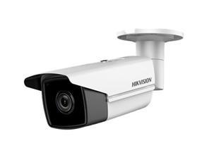 Hikvision Cámara IP Bullet IR para Interiores/Exteriores DS-2CD2T25FWD-I5, Alámbrico, 1920 x 1080 Pixeles, Día/Noche