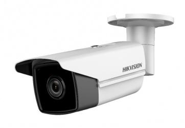 Hikvision Cámara IP Bullet IR para Interiores/Exteriores, Alámbrico, 3840 x 2160 Pixeles, Día/Noche