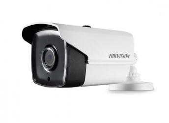 Hikvision Cámara CCTV Bullet IR para Exteriores DS-2CE16F1T-IT3(3.6mm), Alámbrico, 2052x1536 Pixeles, Día/Noche