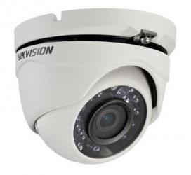 Hikvision Cámara CCTV Domo IR para Interiores/Exteriores DS-2CE56C0T-IRMF, Alámbrico, 1280x720 Pixeles, Día/Noche