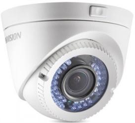 Hikvision Cámara CCTV Domo IR para Interiores/Exteriores DS-2CE56C0T-VFIR3F, Alámbrico, 1296 x 732 Pixeles, Día/Noche