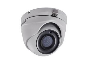 Hikvision Cámara IP Domo IR para Exteriores DS-2CE56F1T-ITM, Alámbrico, 2052 x 1536 Pixeles, Día/Noche
