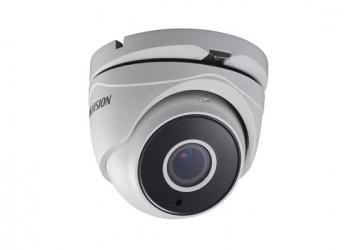 Hikvision Cámara CCTV Domo IR TurboHD para Exteriores DS-2CE56F7T-IT3Z, Alámbrico, 2052 x 1536 Pixeles, Día/Noche