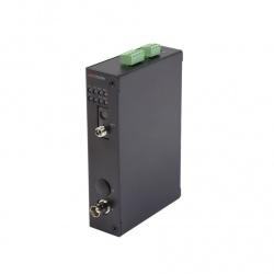 Hikvision Receptor HD-TVI TurboHD por Fibra Óptica, 1080P, 1x BNC, 20Km