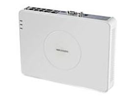 Hikvision Mini NVR de 4 Canales DS-7104NI-SN/P para 1 Disco Duro, max. 4TB, 2x USB 2.0, 1x RJ-45