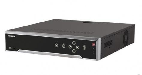 Hikvision NVR de 32 Canales DS-7732NI-K4/16P para 4 Discos Duros, max. 6TB, 1x USB 2.0, 17x RJ-45