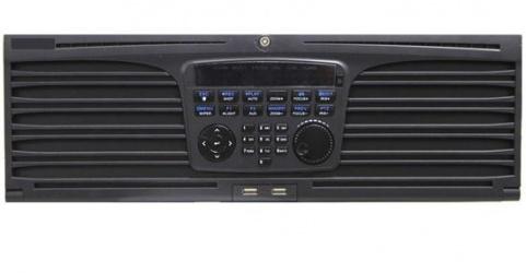 Hikvision NVR de 32 Canales DS-9632NI-I16 para 16 Discos Duros, USB 3.0/2.0, 2x RJ-45