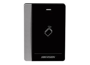 Hikvision Lector de Proximidad DS-K1102E, Wiegand, Negro