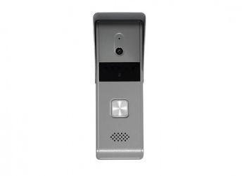 Hikvision Videoportero DS-KB2421-IM, Alámbrico, Gris