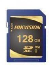 Memoria Flash Hikvision HS-SD-P10, 128GB SDXC Clase 10 - para Videovigilancia