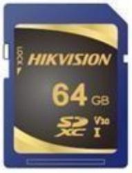 Memoria Flash Hikvision HS-SD-P10, 64GB SDXC Clase 10 - para Videovigilancia