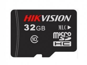 Memoria Flash Hikvision HS-TF-L2I, 32GB MicroSDHC NAND Clase 10 - para Videovigilancia