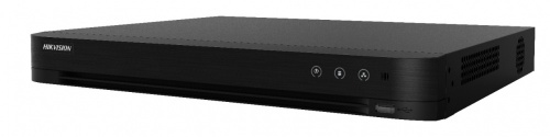 Hikvision DVR de 4 Canales Turbo HD IDS-7204HQHI-M1/S para 1 Disco Duro, máx. 10TB, 1x USB 2.0, 1x RJ-45