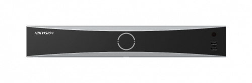 Hikvision NVR de 8 Canales IDS-7608NXI-I2/8F para 2 Discos Duros, máx. 12TB, 1x USB 2.0, 1x RJ-45