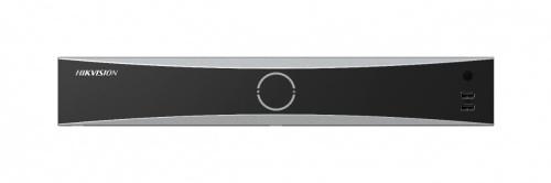 Hikvision NVR de 16 Canales IDS-7616NXI-I2/16P/8F para 2 Discos Duros, máx. 6TB, 1x USB 2.0, 17x RJ-45