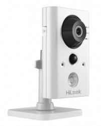 Hikvision Cámara Smart WiFi Cubo IR para Interiores HiLook IPC-C200-D/W, Inalámbrico, 1280 x 720 Pixeles, Día/Noche