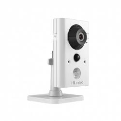 Hikvision Cámara Smart WiFi Cubo IR para Interiores IPC-C220-D/W, Inalámbrico/Alámbrico, 1920 x 1080 Pixeles, Día/Noche