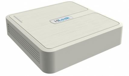 Hikvision NVR de 4 Canales NVR-104-B/4P para 1 Disco Duro, max. 6TB, 2x USB 2.0, 1x RJ-45