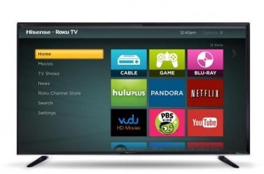 Hisense Smart TV LED 40H4CM 40'', FullHD, Widescreen, Negro