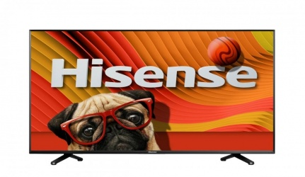 Hisense Smart TV LED 43H5D 42.6'', Full HD, Widescreen, Negro